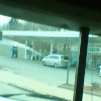 Photo taken at Sully's Mobil by JANBERRIES L. on 3/27/2012