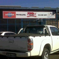 Photo taken at Witbank Cash & Carry by Simon M. on 6/26/2012