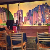 Photo taken at Punch Line Comedy Club by JM H. on 4/16/2012