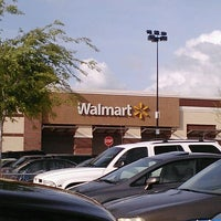 Photo taken at Walmart Supercenter by Sinister Sweet on 3/28/2012