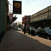 Photo taken at The Strand Historic District by Kelli T. on 4/9/2012