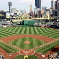 Photo taken at PNC Park by Michael S. on 8/9/2012