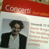 Photo taken at Teatro Carani by Hey P. on 2/17/2012