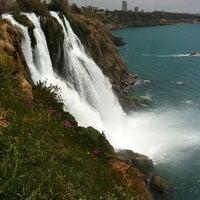4/21/2012 tarihinde Duygu K.ziyaretçi tarafından Düden Şelalesi'de çekilen fotoğraf
