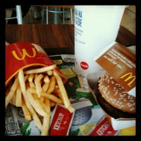 Photo taken at McDonald's by Vivi C. on 5/10/2012