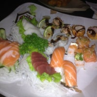 Photo taken at Gattai Sushi by Luciano B. on 8/4/2012