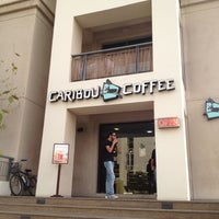 Photo taken at Caribou Coffee by Ernesto C. on 4/19/2012