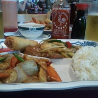 Photo taken at Chili Thai by Kathleen M. on 8/28/2012