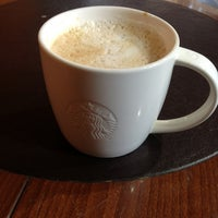 Photo taken at Starbucks by Sergey M. on 4/29/2012