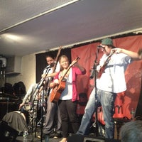 Photo taken at Club Passim by Paul E. on 5/17/2012