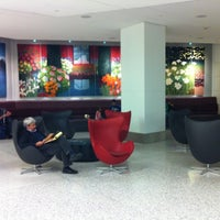 Photo taken at Terminal 2 by Thor M. on 5/13/2012