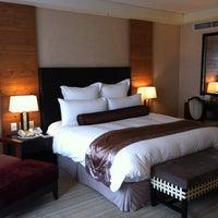 Photo taken at InterContinental Hotels Alpensia Pyeongchang Resort by Kyosun K. on 4/29/2012
