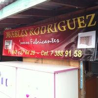 Photo taken at Mercado Persa San Rafael by Imay V. on 3/17/2012