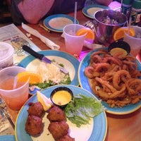 Photo taken at Crabby Bill's Seafood by Hans on 6/17/2012