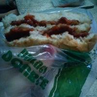 Photo taken at Burger Machine by Rose Angela D. on 5/10/2012