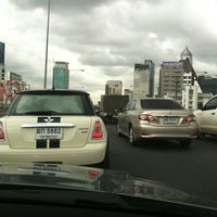 Photo taken at Motorway 1 by Passorn ล. on 6/8/2012