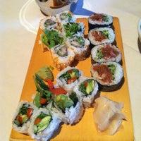 Photo taken at Kisaku Sushi by Jerry M. on 6/1/2012
