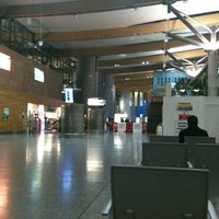 Photo taken at Gate 5 by Sveta K. on 2/14/2012