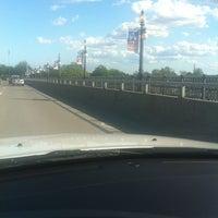 Photo taken at MacArthur Bridge by Manotte315 on 5/10/2012