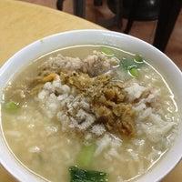 """Photo taken at Kampung Malabar Porridge by *""""*•._iSa_.•*""""* on 3/6/2012"""