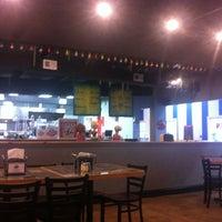 Photo taken at Pie Slingers Pizzeria by Brandi Pearl T. on 3/31/2012