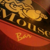 Photo taken at Mouse Bar by André B. on 3/18/2012