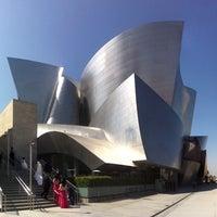 Снимок сделан в Концертный зал имени Уолта Диснея пользователем djzeus 6/9/2012