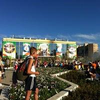 Photo taken at Площадь Ленина by 🌷Irina K. on 7/6/2012