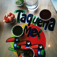 Photo taken at La Taqueria Mexicaine by Carole G. on 3/18/2012