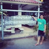 Photo taken at Wat Wachiralongkon Wararam Worawihan by Thanundorn K. on 6/22/2012