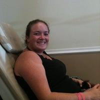 Photo taken at Diva Nail Salon by Hannah K. on 7/26/2012
