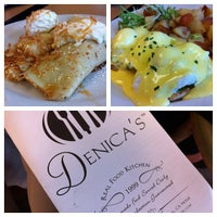 Photo taken at Denica's Real Food Kitchen by Suitkace R. on 7/20/2012