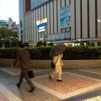 Photo taken at JR Ōimachi Station by yoshida s. on 6/19/2012