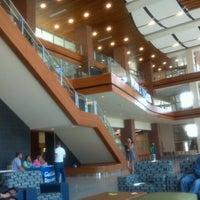 Photo taken at MTSU Student Union Building (STU) by Abena I. on 9/12/2012