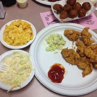 Photo taken at Crockett's Fish Fry by Marcus W. on 7/21/2012