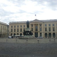 Photo taken at Place Royale by Pedro V. on 8/15/2012