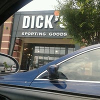 Photo taken at DICK'S Sporting Goods by Jamel R. on 6/25/2012