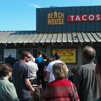 Photo taken at Beach House Tacos by Joe G. on 2/18/2012