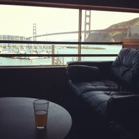 Photo taken at Travis Marina Bar by Hannah C. on 5/28/2012