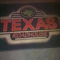 Photo taken at Texas Roadhouse by Virginea on 6/9/2012