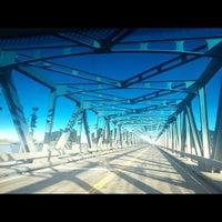 Photo taken at Rio Vista Bridge by ROmary on 4/19/2012