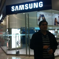 Photo taken at Samsung Galaxy Store by Jaime W. on 8/19/2012