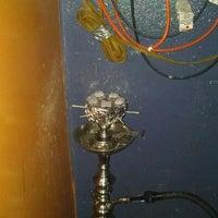 Photo taken at Egyptian Hookah Bar by Sean P. on 5/30/2012