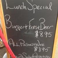 Photo taken at L'ybane Restaurant by Isidora V. on 9/3/2012