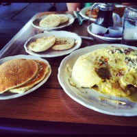 Снимок сделан в The Original Pancake House пользователем Andy 7/8/2012
