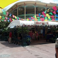 Photo taken at Historic Market Square San Antonio by Michael D. on 9/8/2012