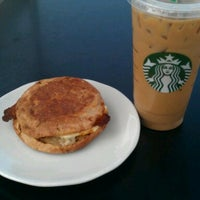 Photo taken at Starbucks by Melissa M. on 6/30/2012
