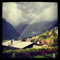Photo taken at Caspoggio by Fabio S. on 8/12/2012