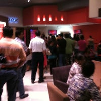 Photo taken at Cinemex by Rafa R. on 6/17/2012