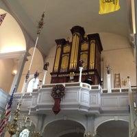 Photo prise au The Old North Church par Jon L. le6/8/2012